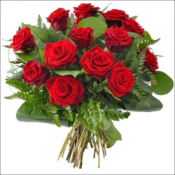 Comment s'appelle ces fleurs qui symbolisent l'amour ?