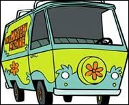 Quel est le nom de la voiture de Scooby-Doo ?
