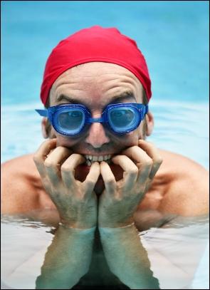 L'aquaphobie est la peur :