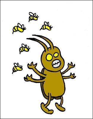 L'apiphobie, c'est la peur :