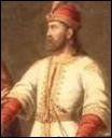 Qui fut souverain de Serbie en 822 ?