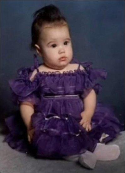 Qui est cette petite fille ?