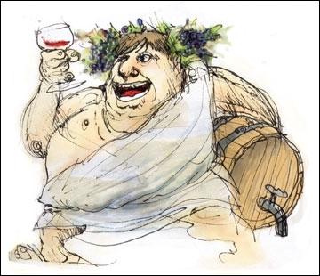 Qui était Dionysos ou Bacchus pour les romains ?