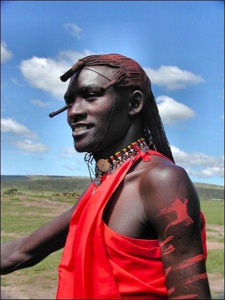 Dans quelle région peut-on rencontrer les Massaï ?