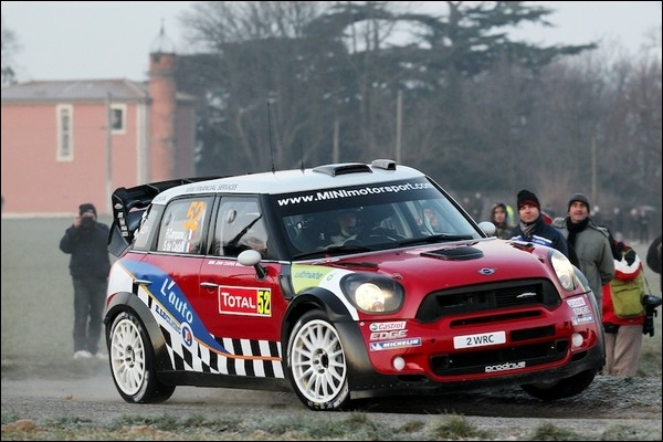 La Mini version Rallye peut-être utilisé en ?