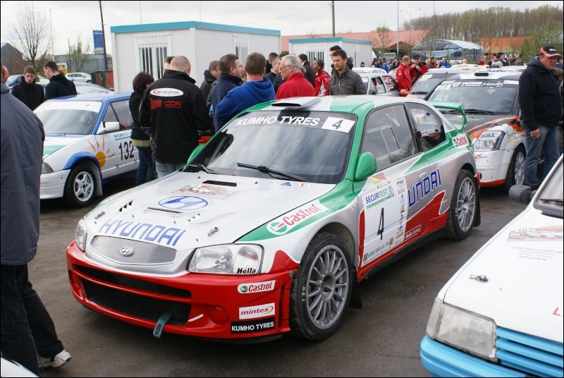 La Hyundai Accent WRC a été piloté par ?