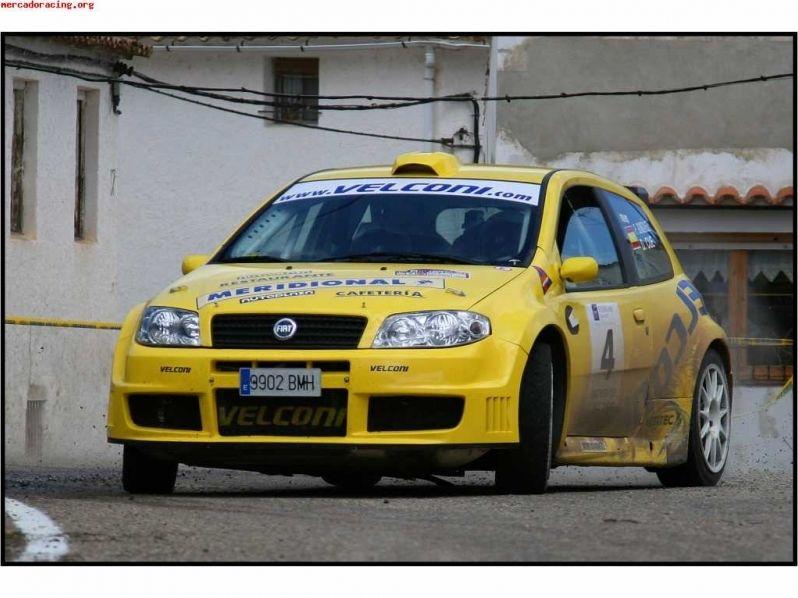 Voitures de Rallye