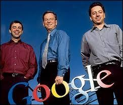 Par qui a été créé Google ?
