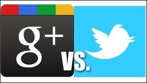 Qui Google a-t-il concurrencé en créant Google + ?