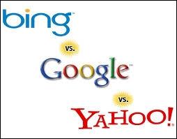 Qui est le concurrent de Google ?