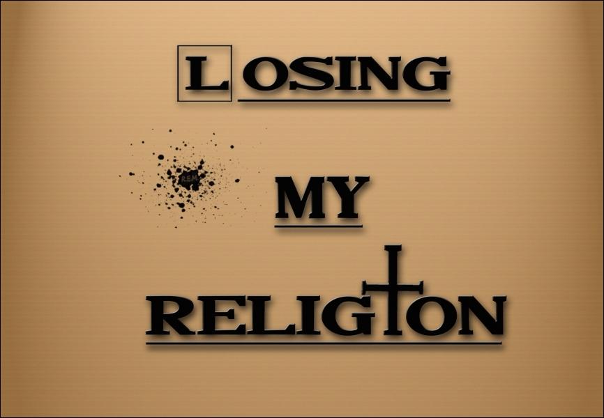 Ne perdez la foi, car c'est par la religion que vous arriverez à votre but !