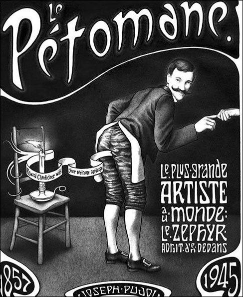 Joseph Pujol, alias le pétomane, était un artiste qui avait la faculté de péter à volonté. Où se produisait-il principalement ?