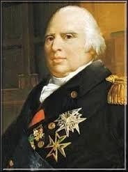 Louis XVIII prend le pouvoir après l'exil de Napoléon. Comment appelle-t-on cette brève période pendant laquelle il règne de l'exil de Napoléon jusqu'au retour de ce dernier ?