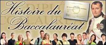 En quelle année le baccalauréat est-il créé par Napoléon ?