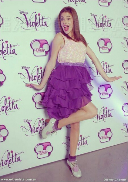 Est-ce qu'il y aura une saison 2 de Violetta ?