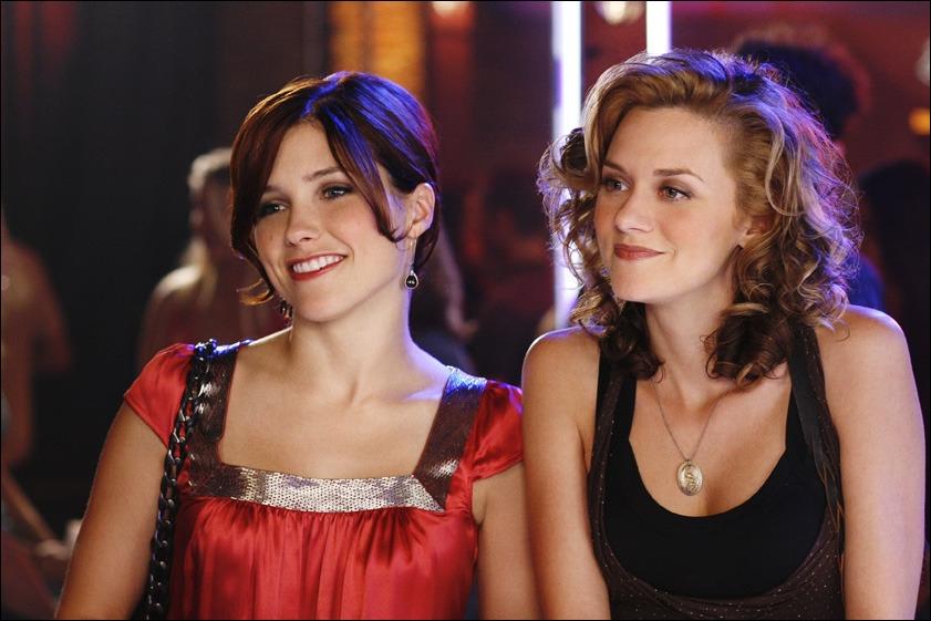 Qui est la personne à côté de Brooke ?