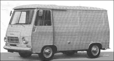 Et cette camionnette ?