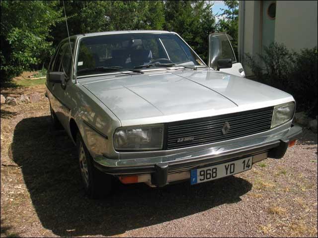 Et cette voiture familiale des années 80 ?