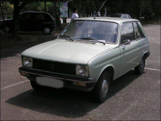 Et cette autre petite voiture ?