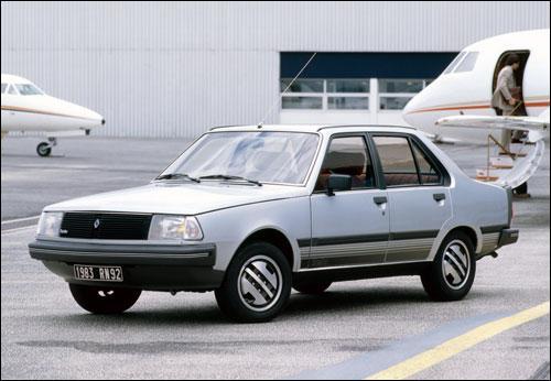 Et cette voiture des années 80 ?