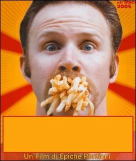 Un homme se met au défi de ne manger que de la malbouffe pour prouver au monde que McDo, c'est le Mal... (comme si on ne le savait pas ! ). Rien de très sexy, donc, dans ce film pourtant intitulé :