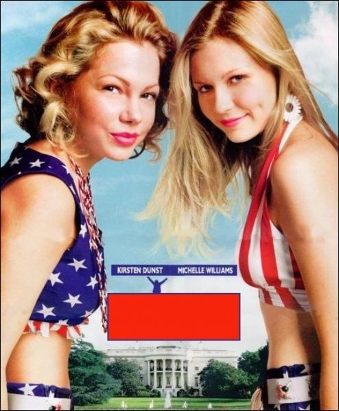 Deux ados se retrouvent mêlées au scandale du Watergate sans le faire exprès... Non, ce n'est pas une parodie porno des  Hommes du Président  ! Il s'agit simplement de :