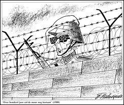 A combien s'élèverait le nombre de Berlinois qui auraient tenté de  traverser  le mur entre 1961 et 1989 ?