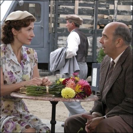 Cette comédienne était la maman de  Pierre Morhange  dans   Les Choristes  , le film de Christophe Barratier... .