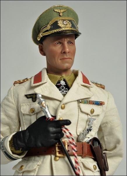 Quel était le surnom de Rommel ?