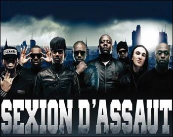 Quand le groupe Sexion d'Assaut a-t-il été créé ?
