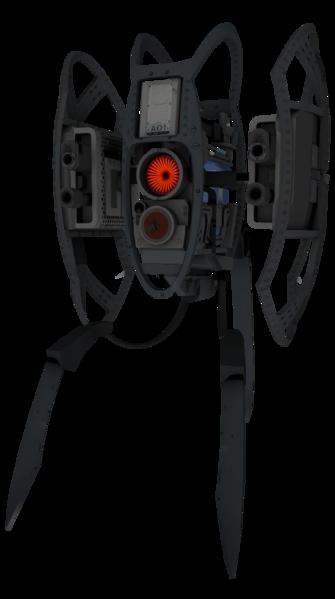 Qui est ce personnage ? Indice : Tourelle que l'on voit dans le chapitre 5 : évasion.
