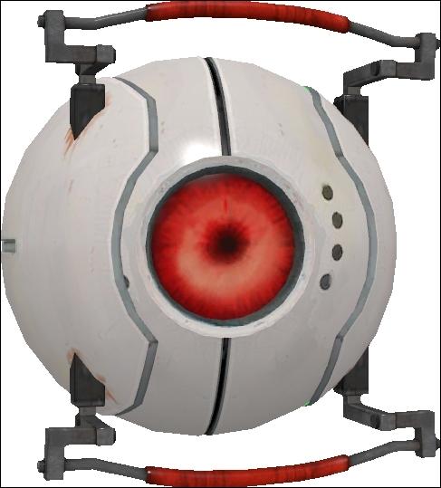 Qui est ce personnage ? Indice : Processeur que l'on peut trouver dans Portal 1.