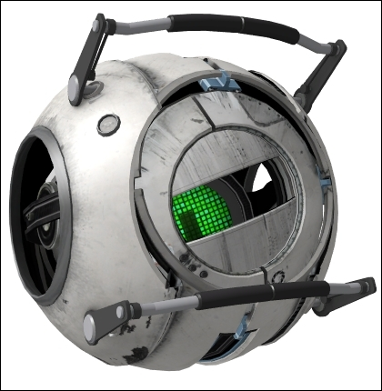 Qui est ce personnage ? Indice : Processeur que l'on peut trouver dans Portal 2.