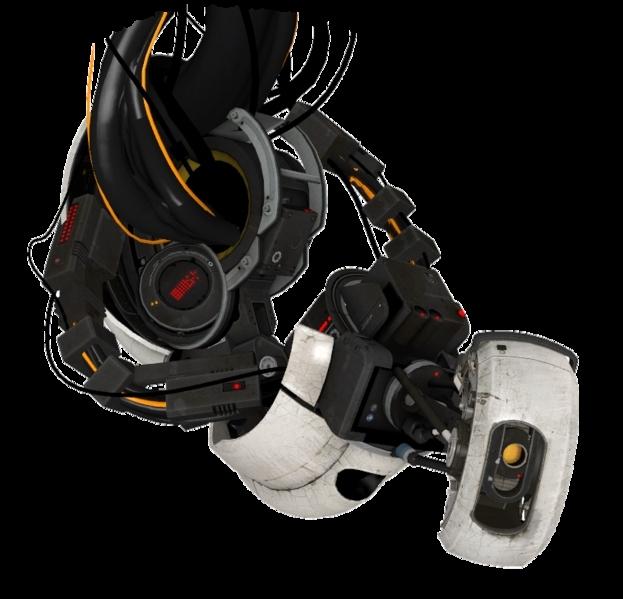 Qui est ce personnage ? Indice : Il s'agit de l'intelligence artificielle qui essaye de nous tuer.