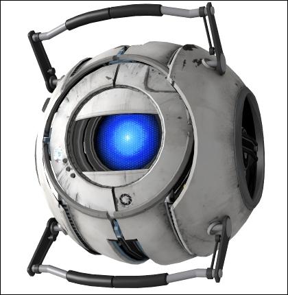 Qui est ce personnage ? Indice : Il apparait comme votre ami dans Portal 2, puis devient votre ennemi après.