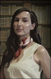 Qui est ce personnage ? Indice : Assistante du directeur d'Aperture Science.