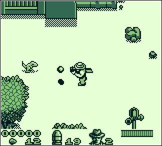 Quel est le premier personnage que l'on incarne dans le jeu vidéo Jurassic Park sur Game Boy ?