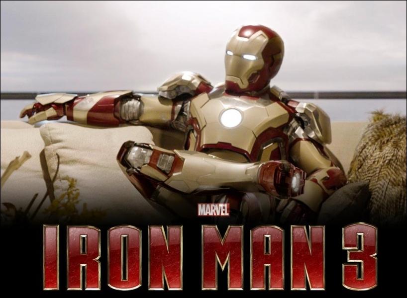 Quelle est l'une des spécificités majeure de l'armure de Tony Stark dans Iron Man 3 ?