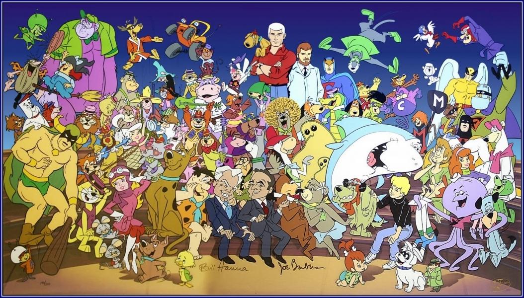 Lequel de ses personnages des studio Hanna Barbera n'est pas un animal ?