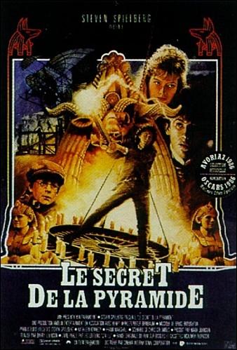 Le film Le Secret de la Pyramide conte les aventures du jeune...
