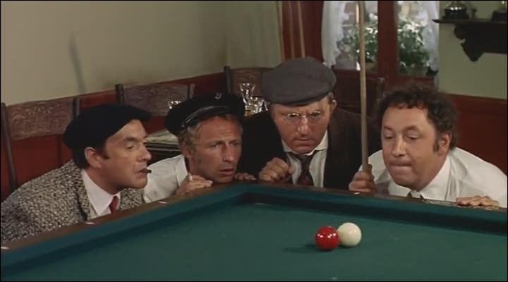 En 1967 , il est Colibert dans ce film réalisé par Yves Robert