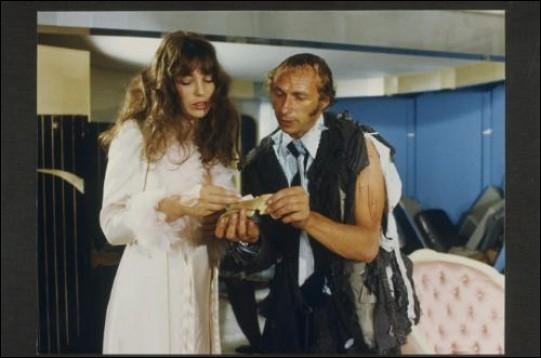En 1974 , il est Pierre Durois dans ce film réalisé par Claude Zidi
