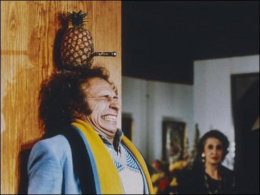 En 1980 , il est Grégoire Lecomtedans ce film réalisé par Gérard Oury