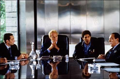 En 1991 , il est Charles de Boisleve, dit  L'Empereur  dans ce film réalisé par lui même