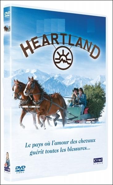 En 2011 un long métrage d' Heartland a été tourné, quel est son titre ?