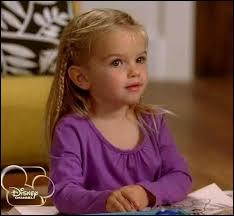 Quel âge avait-elle quand elle a obtenu son rôle dans 'Bonne chance Charlie' ?
