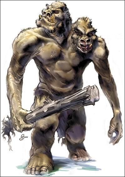 Quel monstre fait des potions ?
