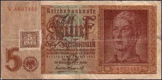 Et quelle fut sa monnaie de 1924 à 1933 ?