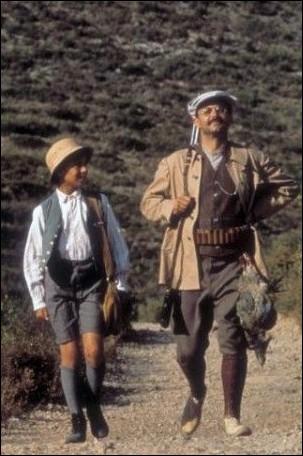 Comment s'appelle le premier film racontant les aventures du jeune Marcel Pagnol, sorti en 1990 ?