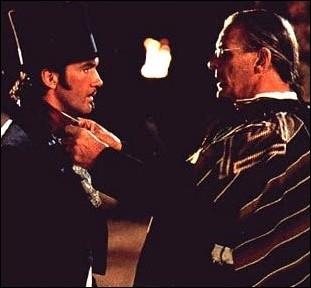Quel acteur interprète Don Diego de la Vega, un Zorro fatigué désireux de trouver un successeur, dans  Le Masque de Zorro  ?